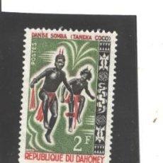 Sellos: BENIN - DAHOMEY 1964 - YVERT NRO. 205 - NUEVO. Lote 56325608