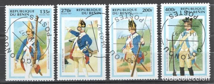 BENIN, 1997 (Sellos - Extranjero - África - Benin)