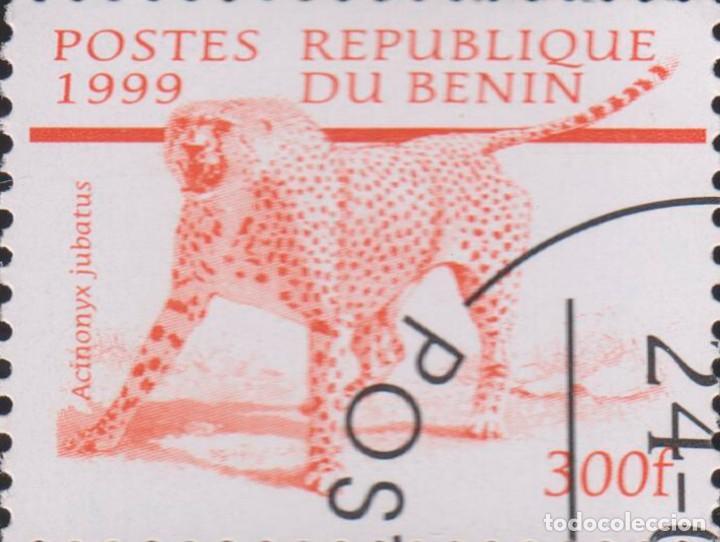 SELLO BENIN FILATELIA CORREOS (Sellos - Extranjero - África - Benin)