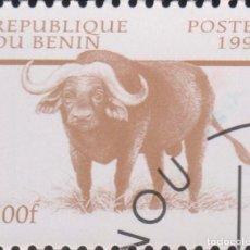 Sellos: SELLO BENIN FILATELIA CORREOS. Lote 183574903