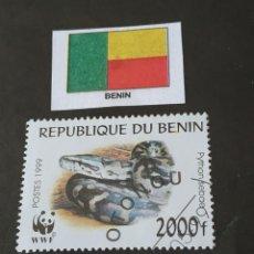 Sellos: BENIN C1. Lote 209126275
