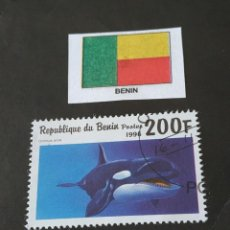 Timbres: BENIN D1. Lote 209126631