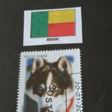 Timbres: BENIN L. Lote 209129322