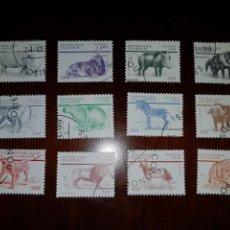 Sellos: SELLOS USADOS BENIN - ANIMALES. Lote 210410215