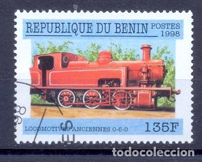 BENIN 1998- YVERT TELLIER 814 (Sellos - Extranjero - África - Benin)