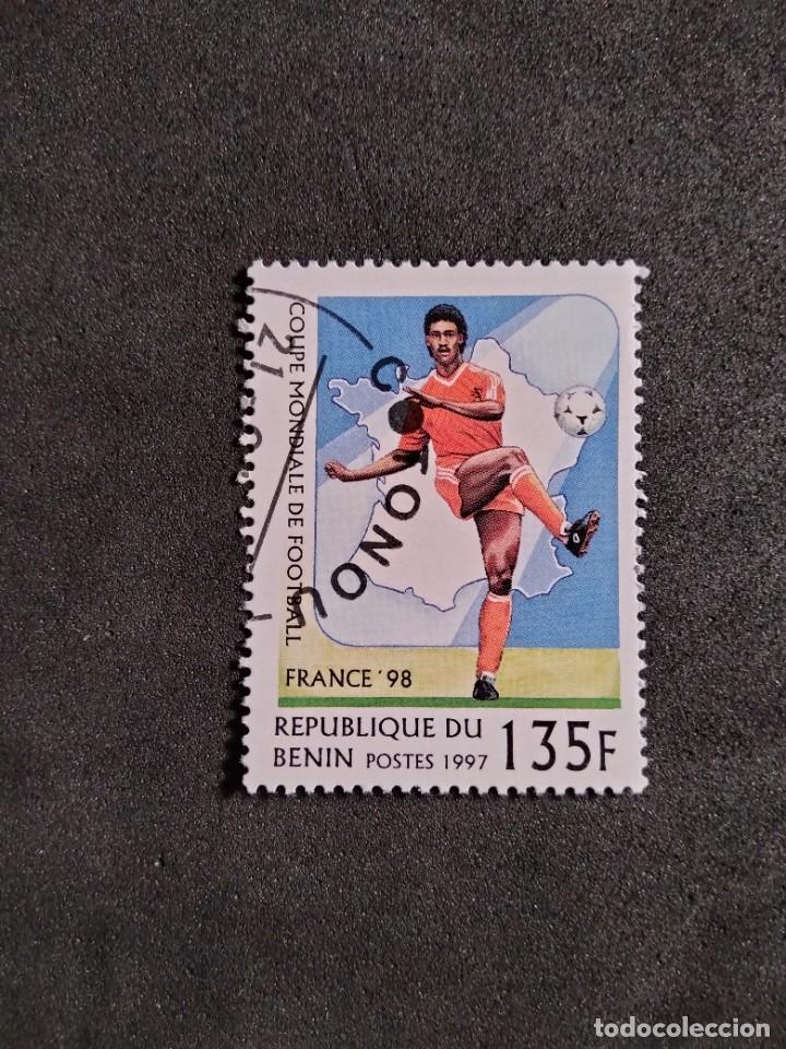 SELLOS DE REPÚBLICA DE BENIN - ANT 440 (Sellos - Extranjero - África - Benin)