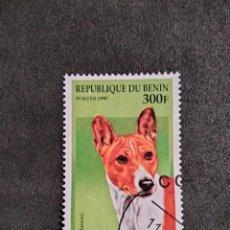 Sellos: SELLOS DE REPÚBLICA DE BENIN - ANT 440. Lote 289521148