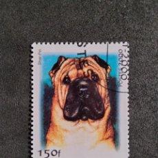 Sellos: SELLOS DE REPÚBLICA DE BENIN - ANT 440. Lote 289521228