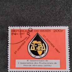 Sellos: SELLOS DE REPÚBLICA DE BENIN - ANT 440. Lote 289521513