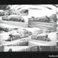 "Sellos: BENIN 2009, PRUEBA DE COLOR SIN DENTAR "" TREN "" MNH.. Lote 293352563"