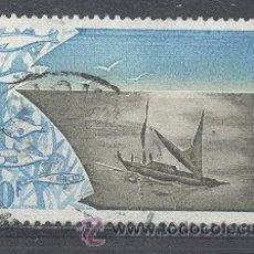 Sellos: CAMERUN - REPUBLIQUE UNIE, 1975- YVERT TELLIER 587. Lote 21716991