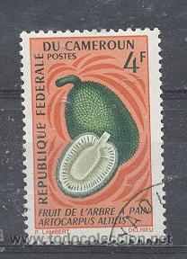 CAMERUN - REPUBLIQUE FEDERAL, 1967- YVERT TELLIER 444 (Sellos - Extranjero - África - Camerún)