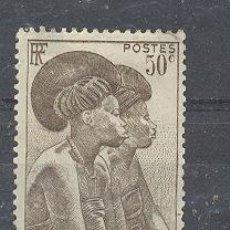 Francobolli: CAMERUN - 1946- YVERT TELLIER 279. Lote 21718106