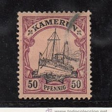 camerun aleman 14 usada, barco