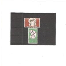 Sellos: REPUBLICA CENTROAFRICANA. DEPORTES. JUEGOS OLIMPICOS MUNICH 1972**. Lote 75288831