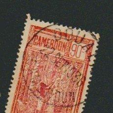 Selos: CAMERÚN.( COLONIA FRANCESA ).1925-27.-90 CENT.YVERT 125.USADO.. Lote 79157685