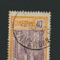 Francobolli: CAMERÚN.( COLONIA FRANCESA ).1925-27.-40 CENT.YVERT 117.USADO.. Lote 79159153