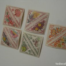 Sellos: CAMERUN.1963 FLOWERS - FLORES.SIN USAR.. Lote 143501502