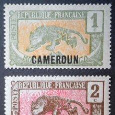 Sellos: 1921 CONGO MEDIO SOBRECARGA CAMERÚN. Lote 146278486