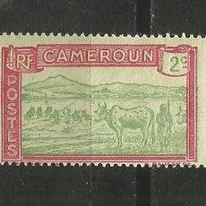 Francobolli: CAMERUN COLONIA FRANCESA YVERT NUM. 107 * NUEVO CON FIJASELLOS. Lote 190910000