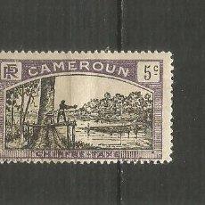 Sellos: CAMERUN TAXE IMPUESTOS COLONIA FRANCESA YVERT NUM. 3 USADO. Lote 190928593