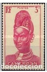 SELLO CAMERUN 1939, NUEVO, NUMERO 127 (Sellos - Extranjero - África - Camerún)