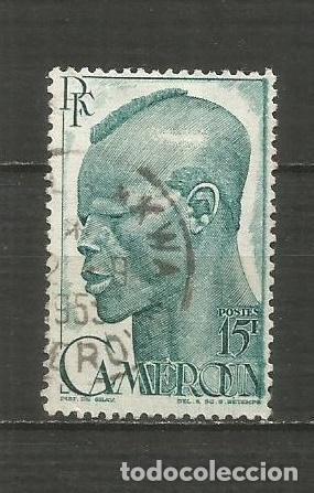 CAMERUN COLONIA FRANCESA YVERT NUM. 292 USADO (Sellos - Extranjero - África - Camerún)