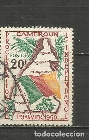 CAMERUN COLONIA FRANCESA YVERT NUM. 310 USADO (Sellos - Extranjero - África - Camerún)
