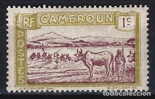CAMERÚN 1925-27 - GANADERÍA - SELLO NUEVO C/F* (Sellos - Extranjero - África - Camerún)