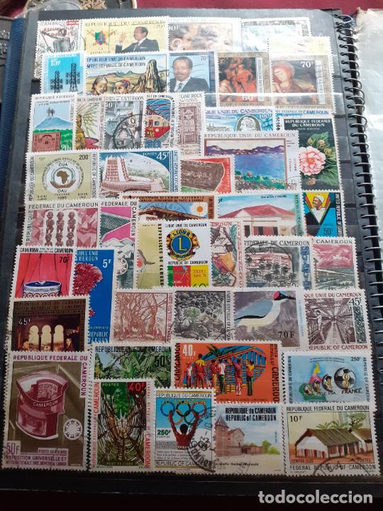 Sellos: Camerún. 103 sellos - Foto 2 - 206175151