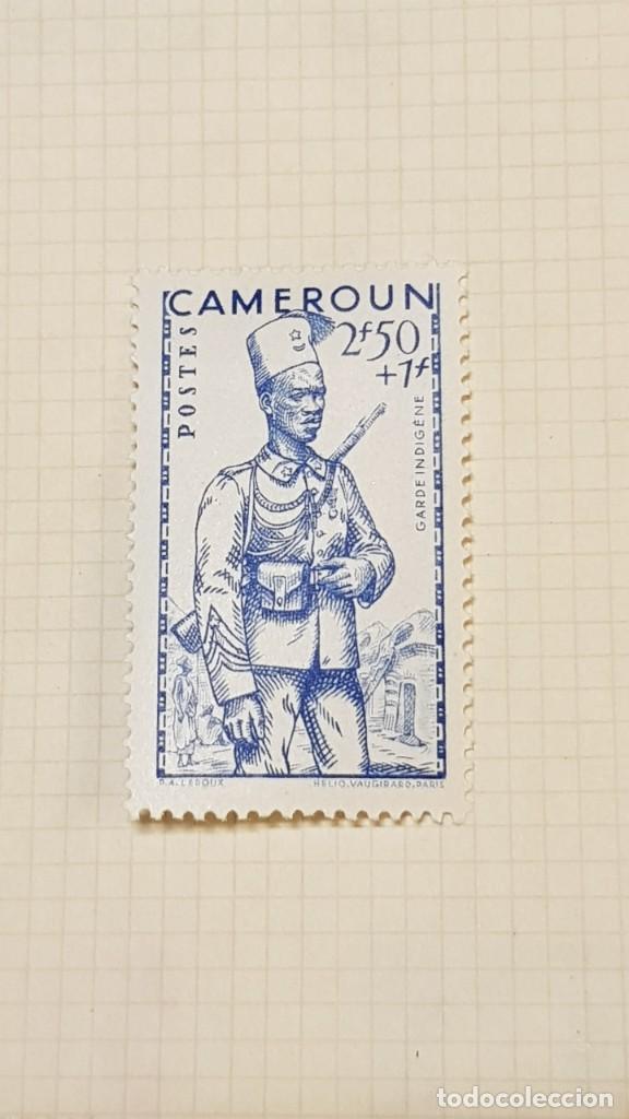 Sellos: CAMERUN 7 HOJAS SELLOS 1921-1941 MH Yvert 84-162 y Taxe 1925-1939 Yvert 1-21 +1941 Francia África - Foto 10 - 236632670