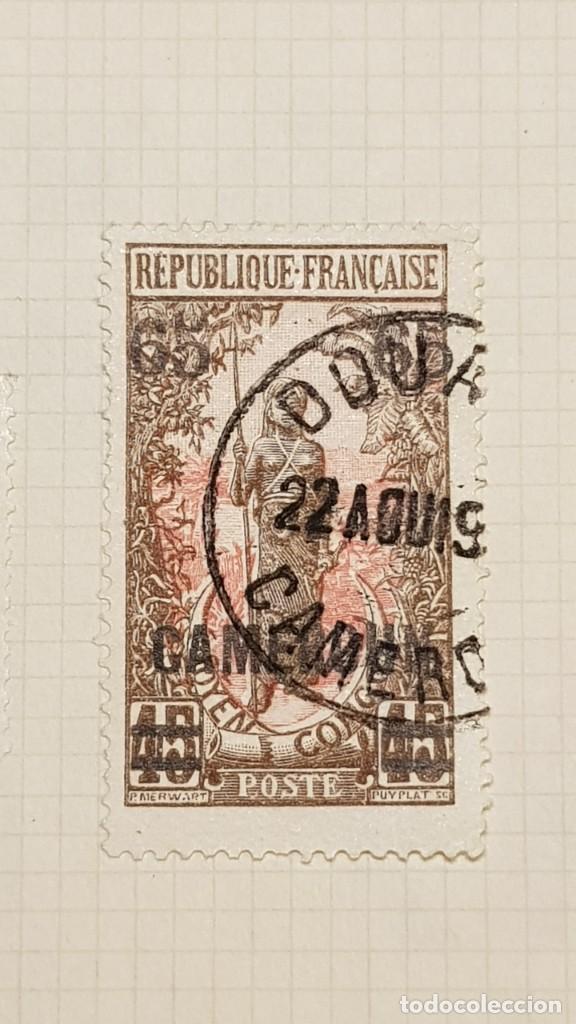 Sellos: CAMERUN 7 HOJAS SELLOS 1921-1941 MH Yvert 84-162 y Taxe 1925-1939 Yvert 1-21 +1941 Francia África - Foto 21 - 236632670