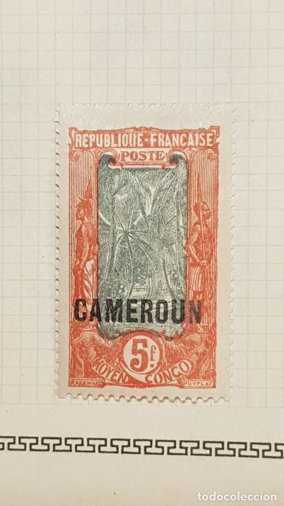 Sellos: CAMERUN 7 HOJAS SELLOS 1921-1941 MH Yvert 84-162 y Taxe 1925-1939 Yvert 1-21 +1941 Francia África - Foto 22 - 236632670