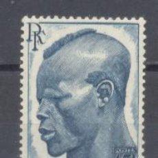 Sellos: CAMERUM, R:F:1946, YVERT TELLIER 292, NUEVO. Lote 240095270