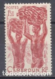 CAMERUM, R:F:1946, YVERT TELLIER 284, NUEVO (Sellos - Extranjero - África - Camerún)