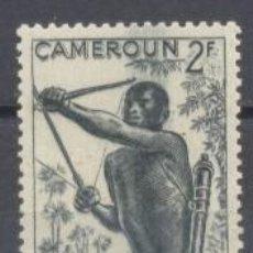 Sellos: CAMERUM, R:F:1946, YVERT TELLIER 285, NUEVO. Lote 240096430