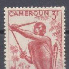 Sellos: CAMERUM, R:F:1946, YVERT TELLIER 286, NUEVO. Lote 240096870