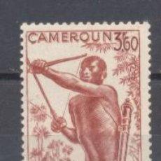 Sellos: CAMERUM, R:F:1946, YVERT TELLIER 287, NUEVO. Lote 240097140