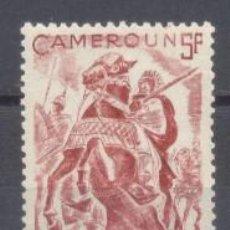 Sellos: CAMERUM, R:F:1946, YVERT TELLIER 289, NUEVO. Lote 240097690