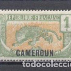 Sellos: CAMERUM, R:F:1921, YVERT TELLIER 84, NUEVO. Lote 240099275