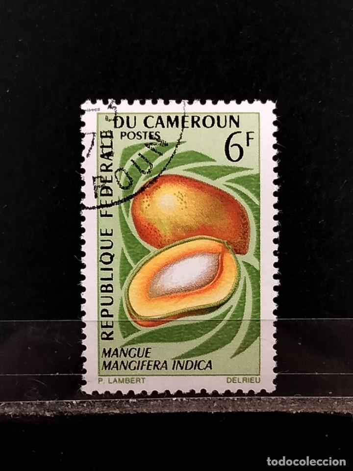 SELLO DE CAMEROUN - 406 (Sellos - Extranjero - África - Camerún)