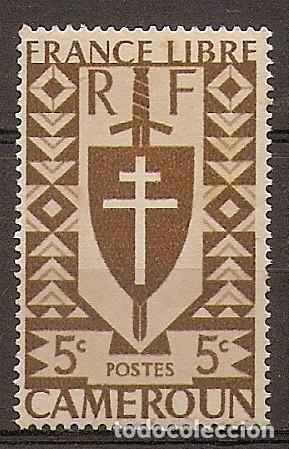 CAMERÚN 1941 - YVERT 249 ** (Sellos - Extranjero - África - Camerún)