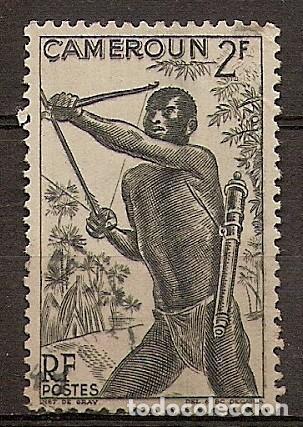 CAMERÚN 1946 - YVERT 285 ** (Sellos - Extranjero - África - Camerún)