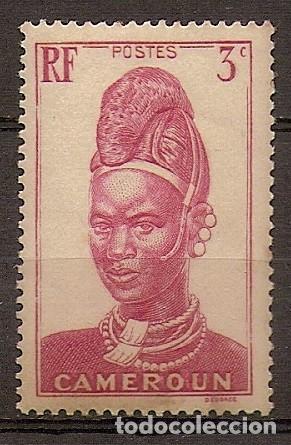 CAMERÚN 1939 - YVERT 163 ** (Sellos - Extranjero - África - Camerún)