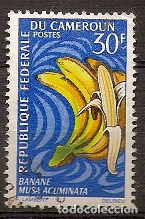CAMERÚN 1967 - YVERT 449 USADO (Sellos - Extranjero - África - Camerún)