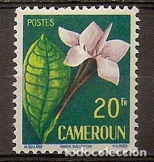 CAMERÚN 1959 - YVERT 307 * (Sellos - Extranjero - África - Camerún)