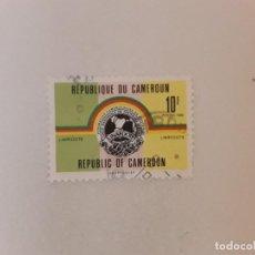 Timbres: AÑO 1993 CAMERUN SELLO USADO. Lote 286441788