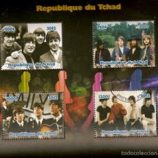 Sellos: CHADE & LEGENDS OF ROCK, THE BEATLES (6). Lote 58453412