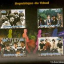 Sellos: CHAD & LEGENDS OF ROCK, THE BEATLES (6). Lote 65678186