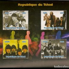 Sellos: CHAD & LEGENDS OF ROCK, THE BEATLES (7). Lote 65678694